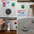 Sử dụng nồi nấu phở bằng điện