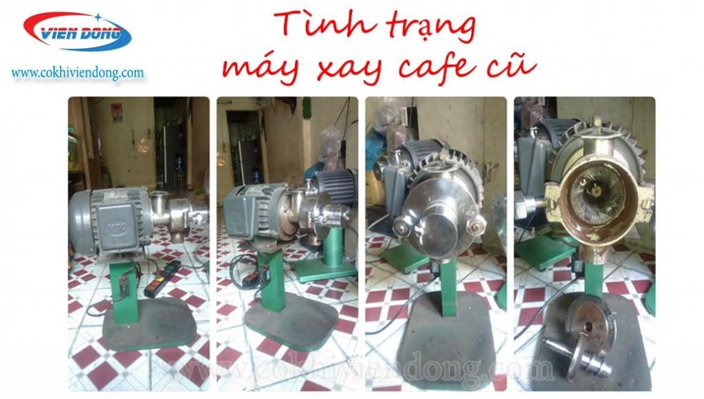 máy xay cafe công nghiệp giá rẻ