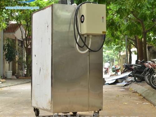 tủ sấy thực phẩm xoay 12 Khay (2)