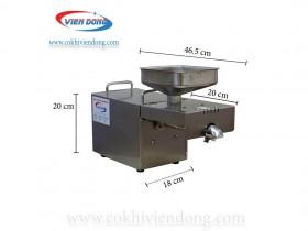 máy ép dầu thực vật ZJY 356