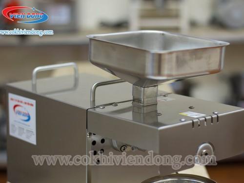 máy ép dầu thực vật mini LYF 501
