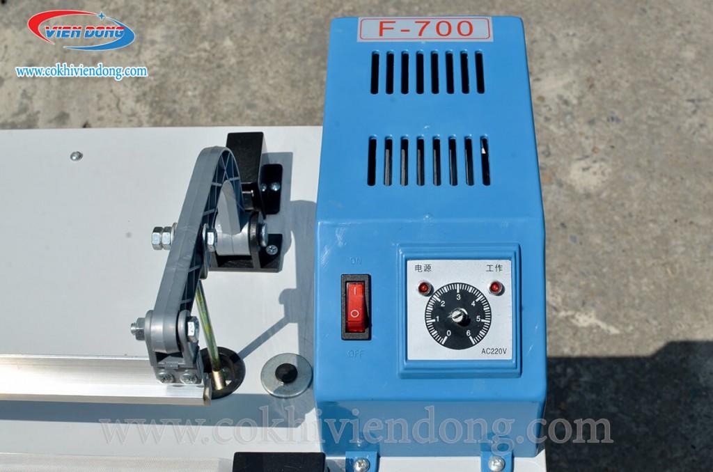 máy hàn miệng túi F700