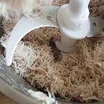 Cách làm chà bông bằng máy xay sinh tố bông mềm