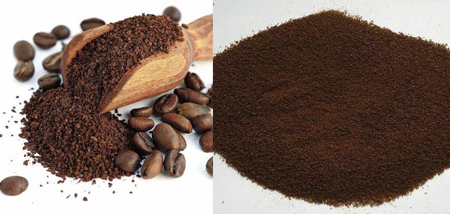 nguyên liệu cho quán cafe