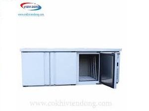 bàn lạnh sơ chế