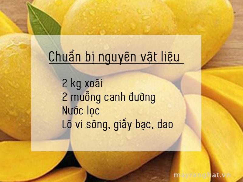 Cách làm hoa quả sấy khô tại nhà siêu đơn giản