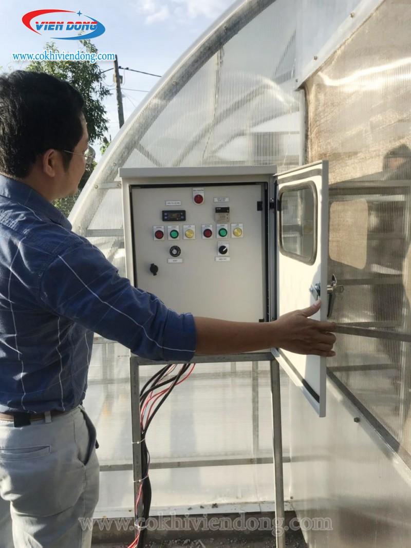 hệ thống nhiệt điện trở