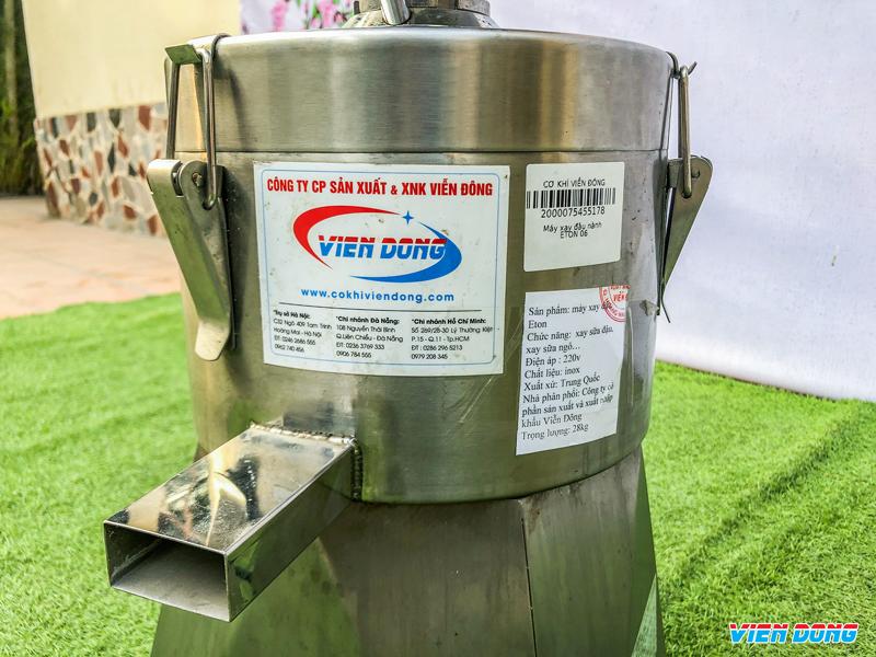 Ống dẫn nước đậu nành